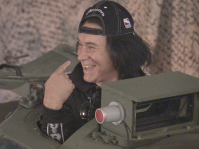 Gene Simmons Family Jewels: Up Gun