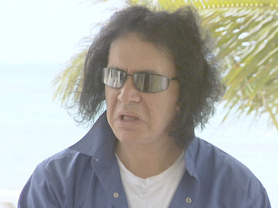 Gene Simmons Family Jewels: Trapped in Paradise