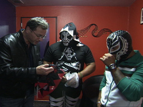 Strange Days with Bob Saget: Wrestling Spanish Lessons