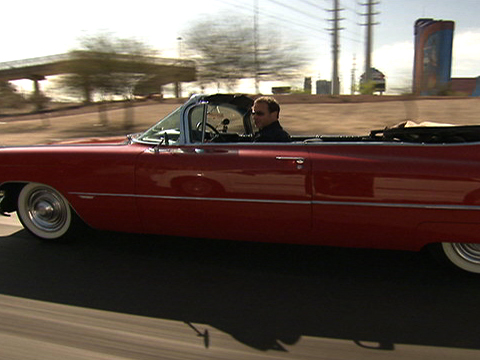 Strange Days with Bob Saget: Vegas Cadillac