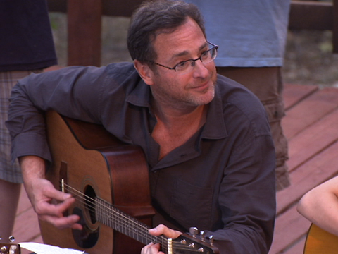 Strange Days with Bob Saget: Video Log: Camp