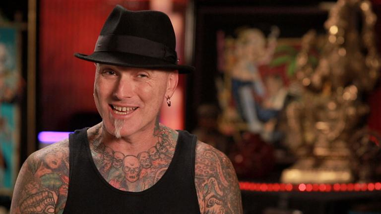 Dirk From Bad Ink Tattoos