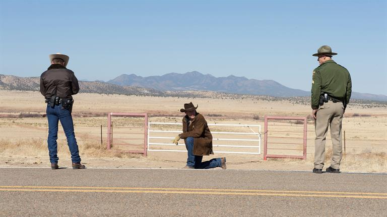 Longmire: (Episode 204) The Road to Hell