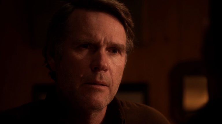 Sex Offender. In this scene, from the episode 'Dog Soldier' Longmire and Vic ...