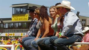 Social Moment: The Wild Cowgirl Race