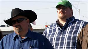 Bubba Smith - Storage Wars Texas Cast - A&E