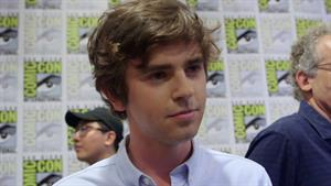 Comic-Con 2016 Interview: Freddie Highmore and Vera Farmiga