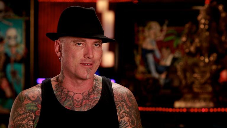 Bad Ink Dirk Vermin Tattoos