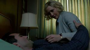 Norma Comforts Alex