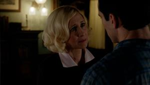 Norma Tells Alex That Norman is Coming Home