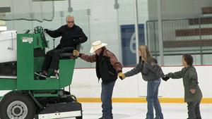 Social Moment: Zamboni Barry
