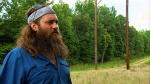 Willie Robertson Learns About Cloning