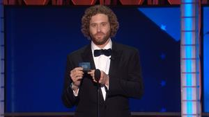 Best of T.J. Miller at the Critics' Choice Awards