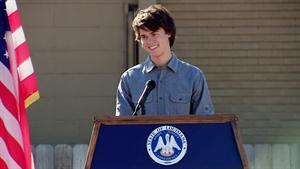 Social Moment: John Luke's Speech