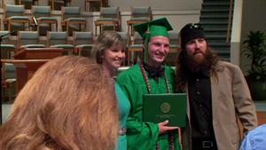 Social Moment: Reed's Graduation