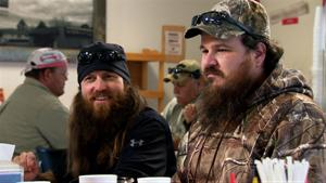 Duck Commander Business Card Titles