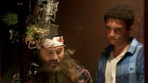 Recording Willie's Christmas Song