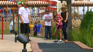 "The ""Mini Golf Pro"""