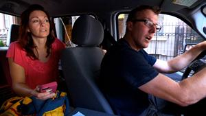 Tamera and Todd Try to Get Out of New York City