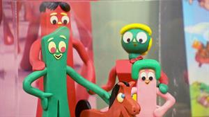 Gumby's 60th Veggie Surprise