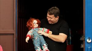 "Rene and Casey's Evil ""Chucky"" Doll"