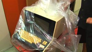 Dave Finds a Vintage Hazeltine 1000 Computer