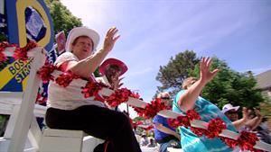 The Dorchester Day Parade