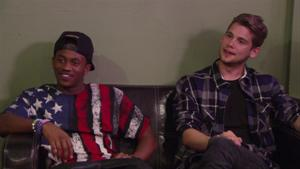 Backstage with MKTO