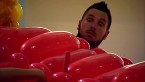 Social Moments: Balloon Dragon Popping